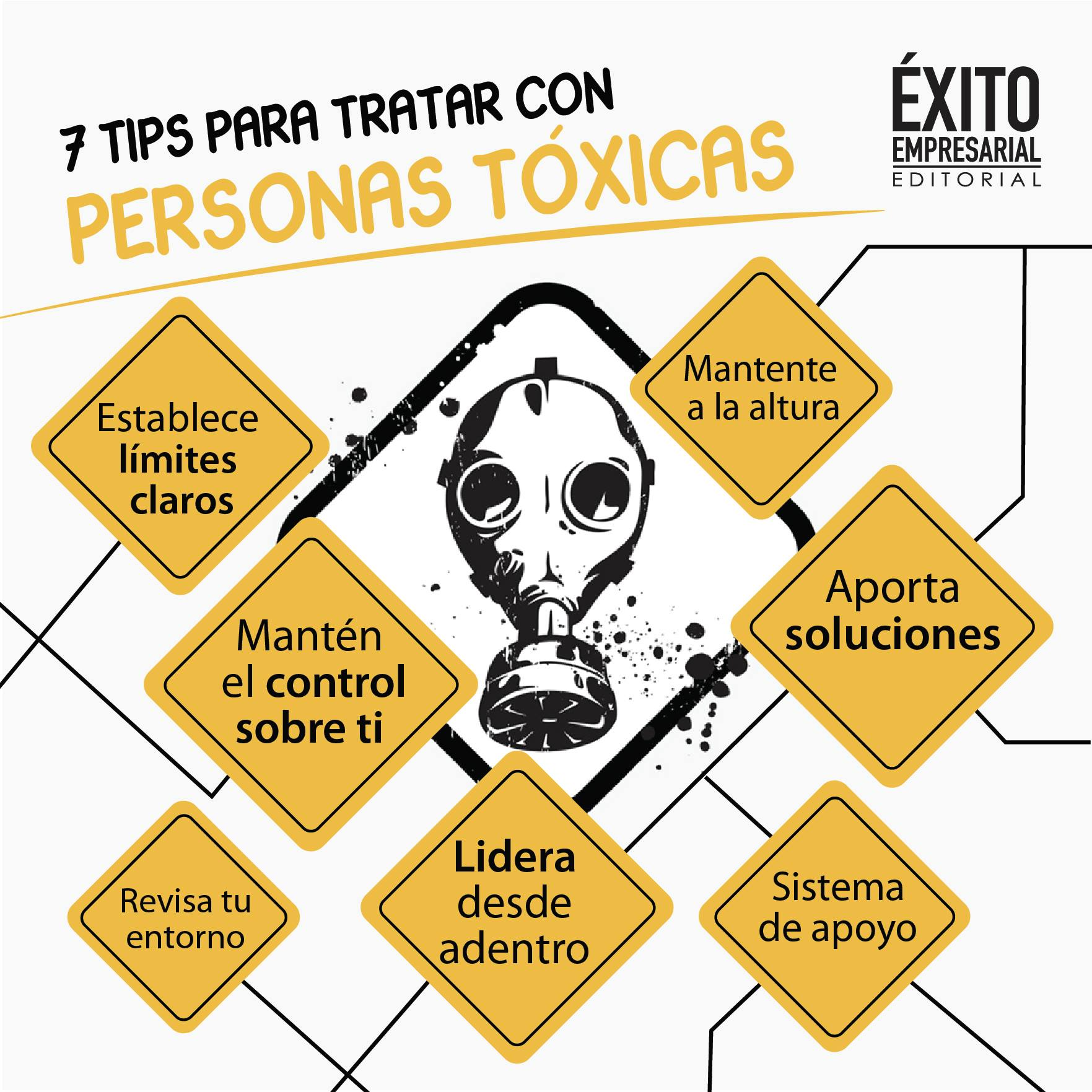 ¿CONOCES PERSONAS TÓXICAS?