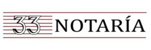 NOTARIA 33